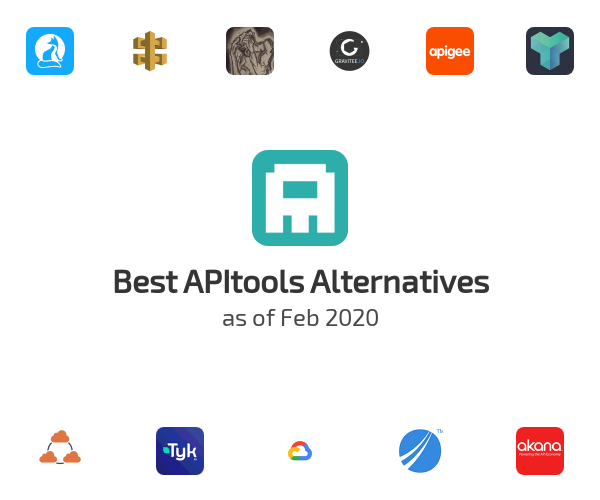 Best APItools Alternatives