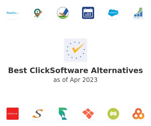 Best ClickSoftware Alternatives