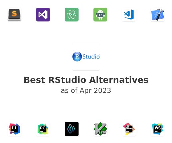 Best RStudio Alternatives