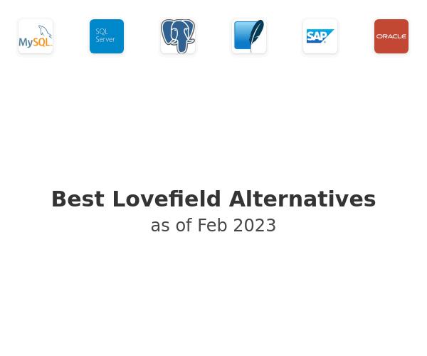Best Lovefield Alternatives