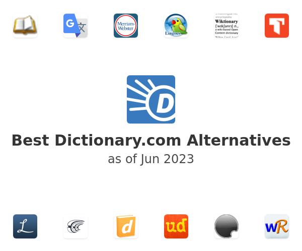 Best Dictionary.com Alternatives