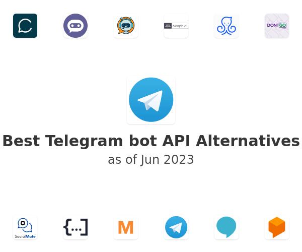 Best Telegram bot API Alternatives