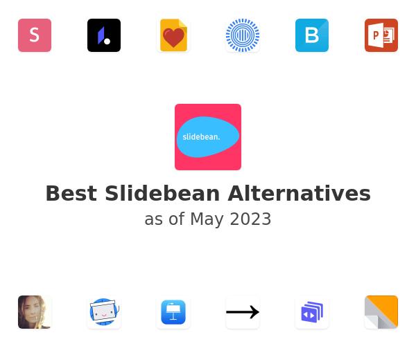 Best Slidebean Alternatives