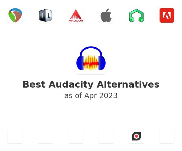 Best Audacity Alternatives