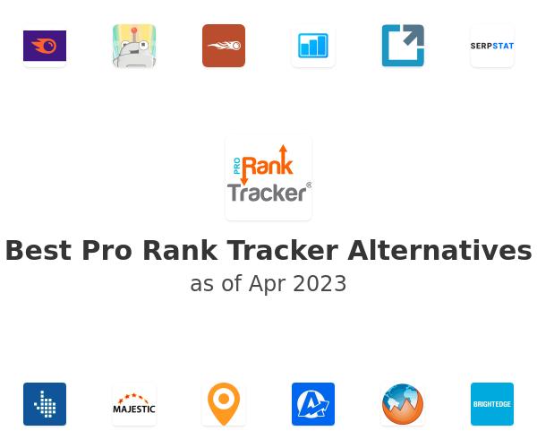 Best Pro Rank Tracker Alternatives