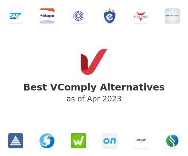Best VComply Alternatives