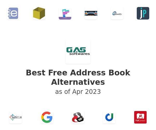 Best Free Address Book Alternatives
