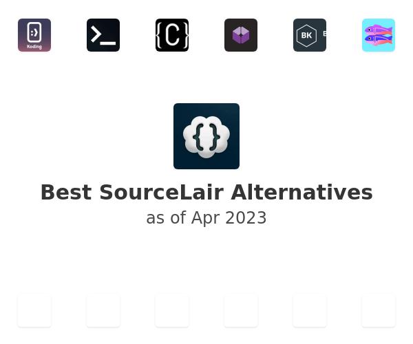 Best SourceLair Alternatives