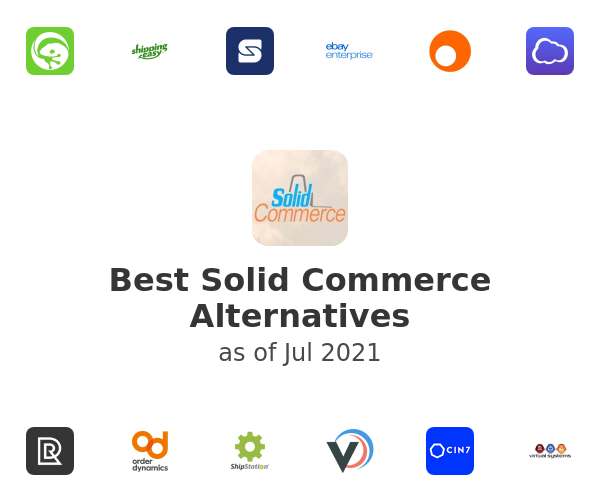 Best Solid Commerce Alternatives