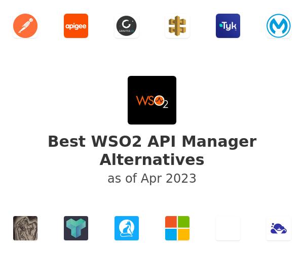 Best WSO2 API Manager Alternatives