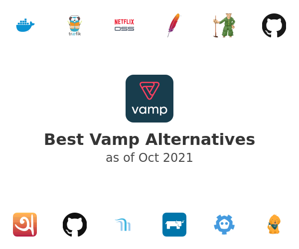 Best Vamp Alternatives