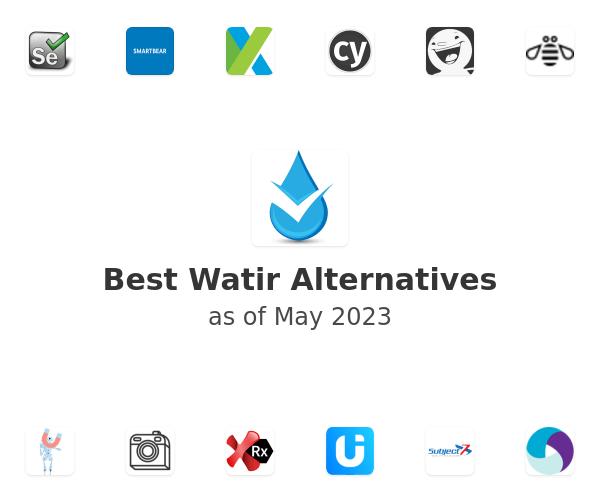 Best Watir Alternatives