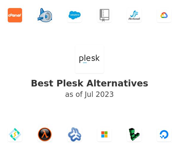 Best Plesk Alternatives