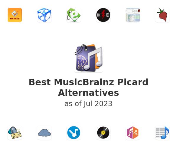 Best MusicBrainz Picard Alternatives