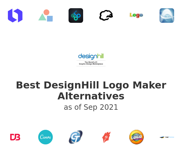 Best DesignHill Logo Maker Alternatives