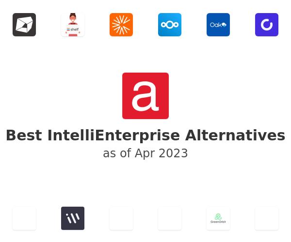 Best IntelliEnterprise Alternatives