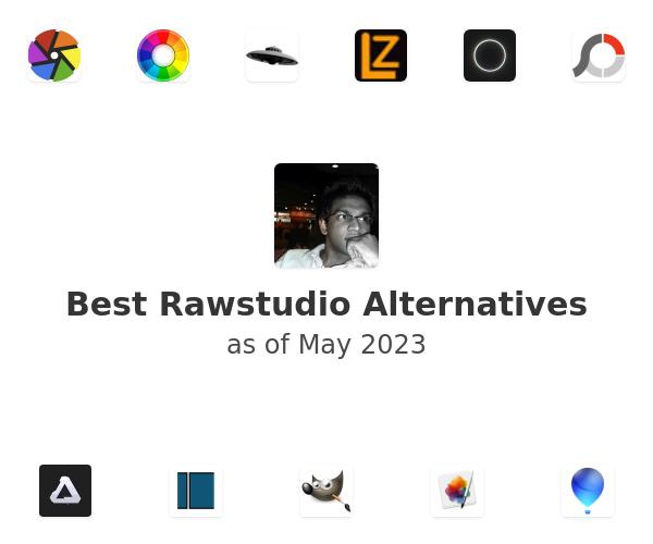 Best Rawstudio Alternatives