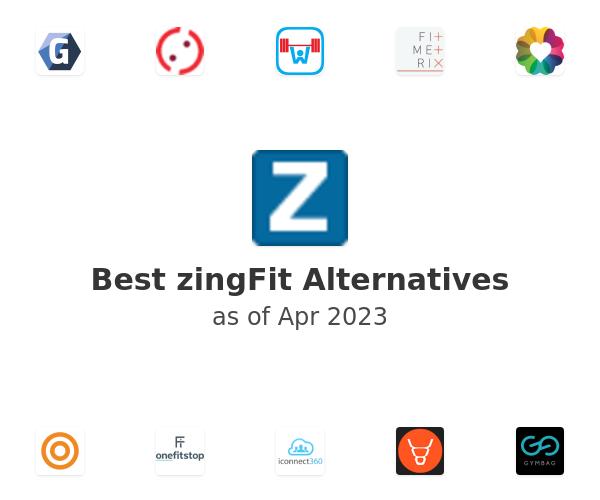 Best zingFit Alternatives