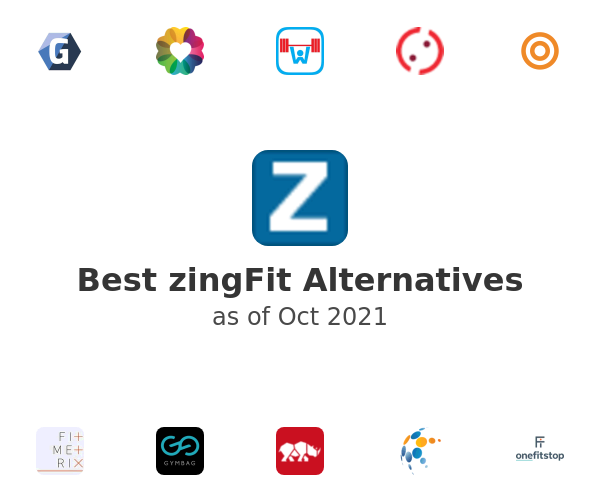 Best zingFit Alternatives