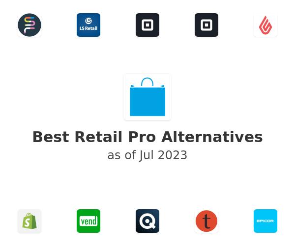 Best Retail Pro Alternatives