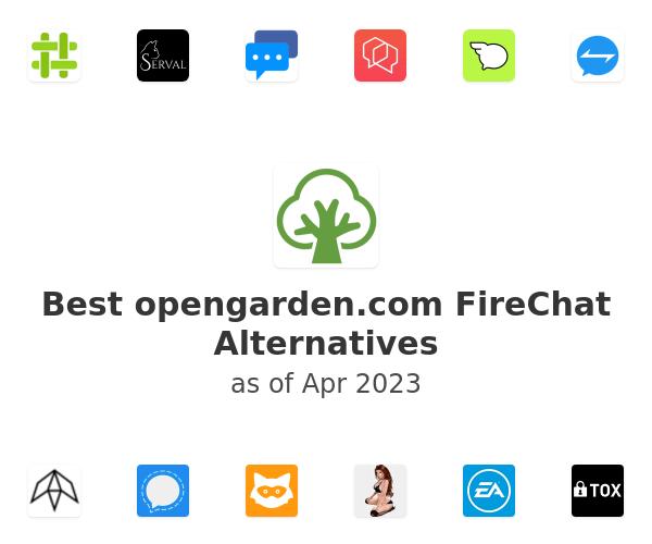 Best FireChat Alternatives