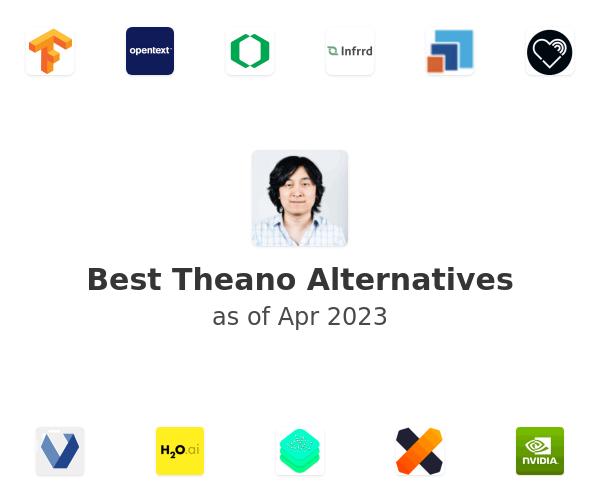 Best Theano Alternatives