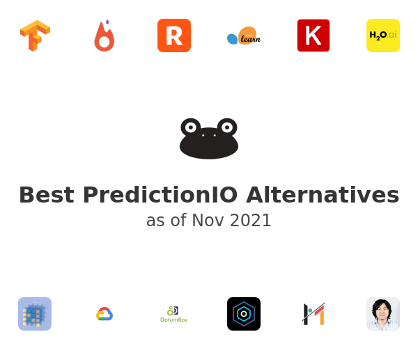 Best PredictionIO Alternatives