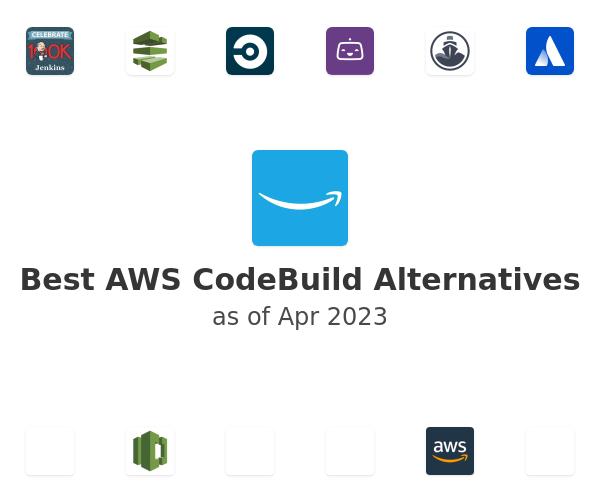 Best AWS CodeBuild Alternatives