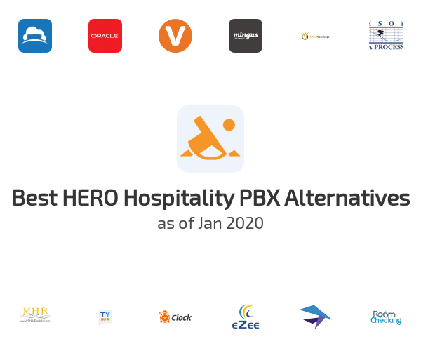 Best HERO Hospitality PBX Alternatives