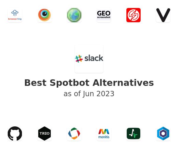 Best Spotbot Alternatives