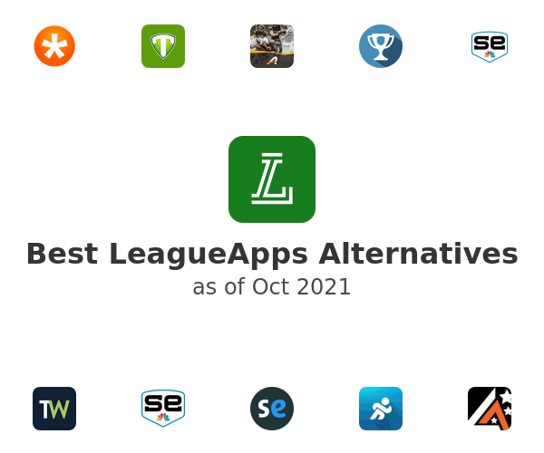 Best LeagueApps Alternatives