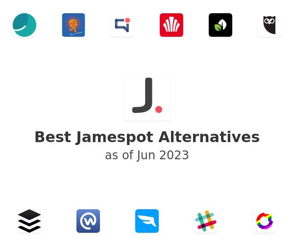 Best Jamespot Alternatives