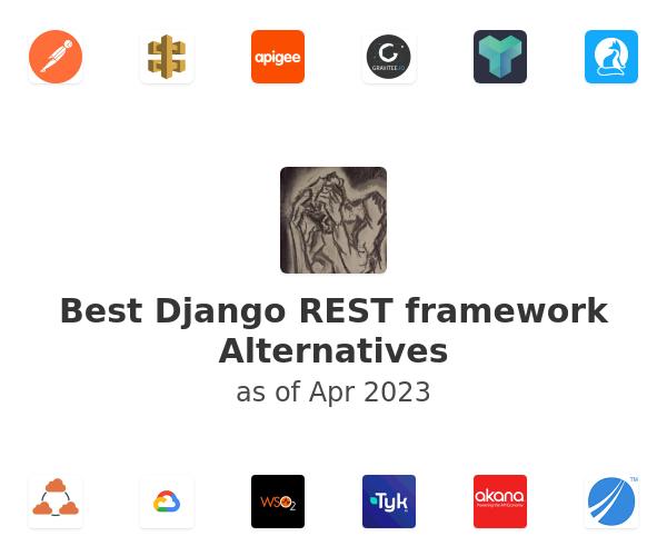 Best Django REST framework Alternatives