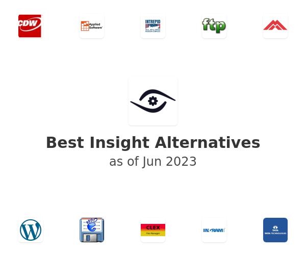 Best Insight Alternatives