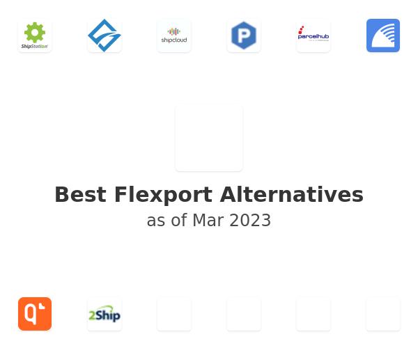 Best Flexport Alternatives