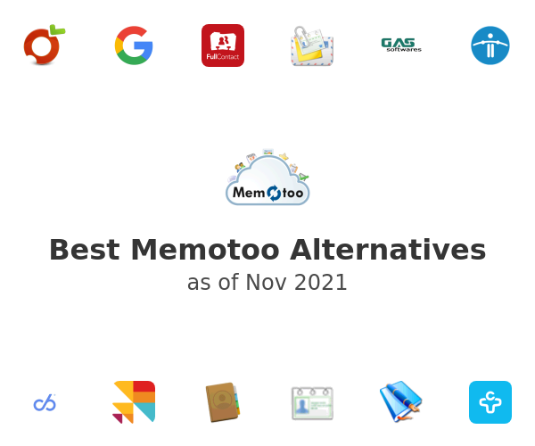 Best Memotoo Alternatives