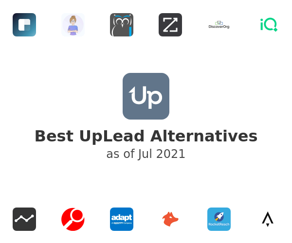 Best UpLead Alternatives