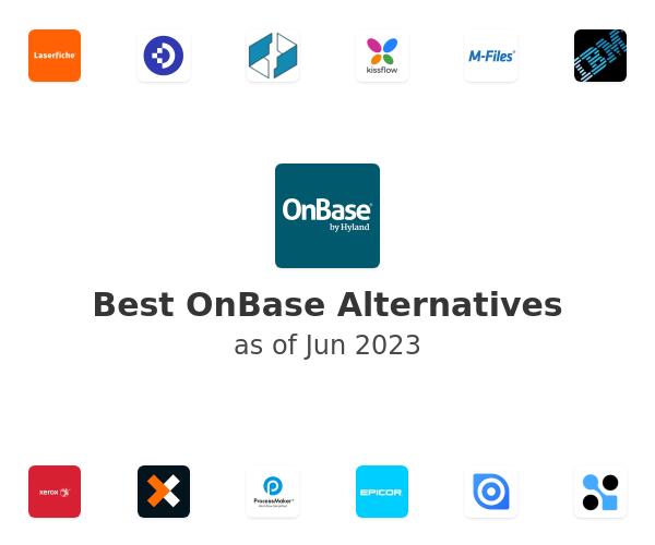 Best OnBase Alternatives