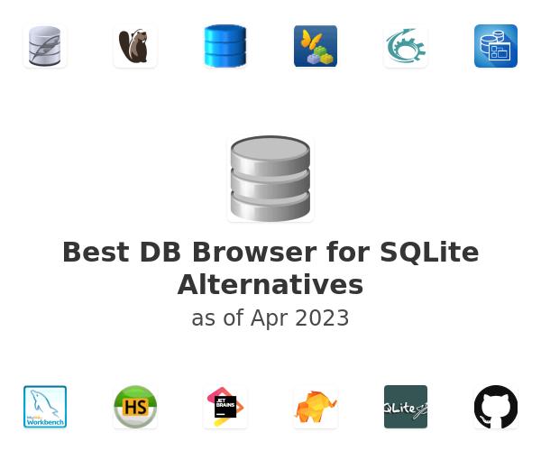 Best DB Browser for SQLite Alternatives