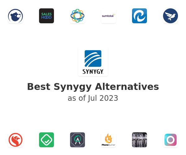 Best Synygy Alternatives