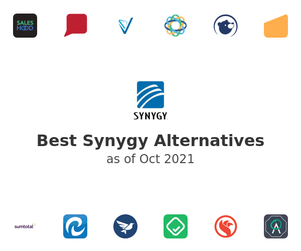 Best Synygy Alternatives