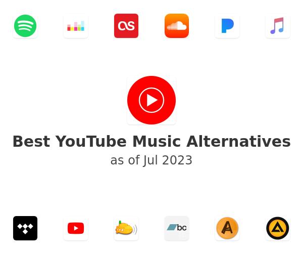 Best YouTube Music Alternatives