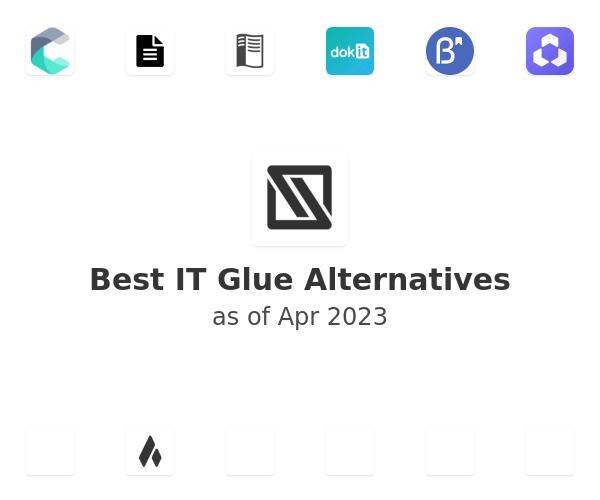 Best IT Glue Alternatives