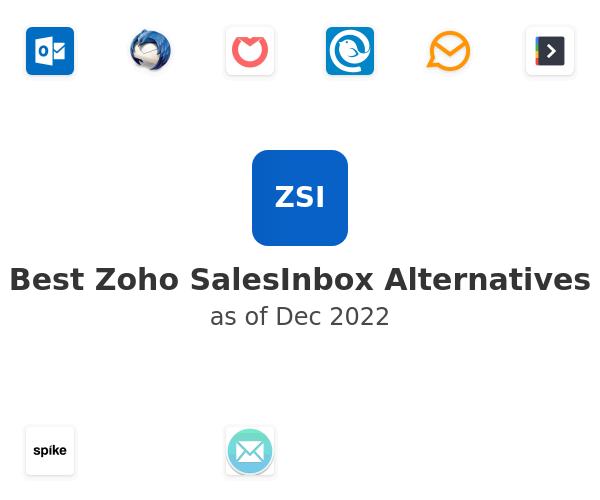 Best Zoho SalesInbox Alternatives