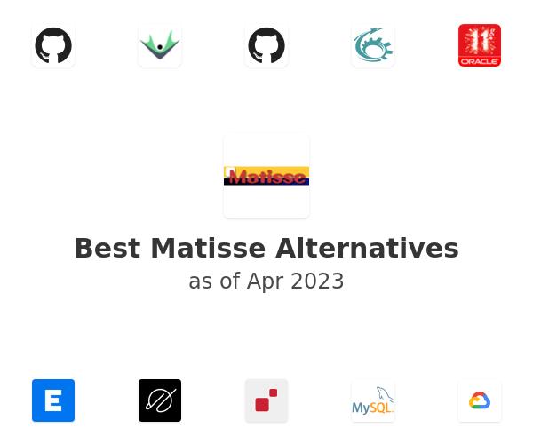 Best Matisse Alternatives