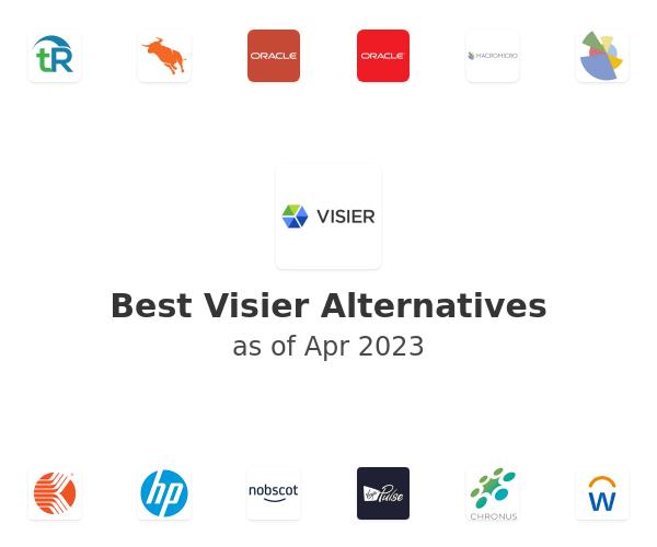 Best Visier Alternatives
