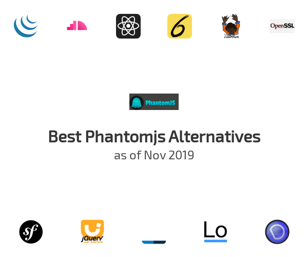 Best Phantomjs Alternatives