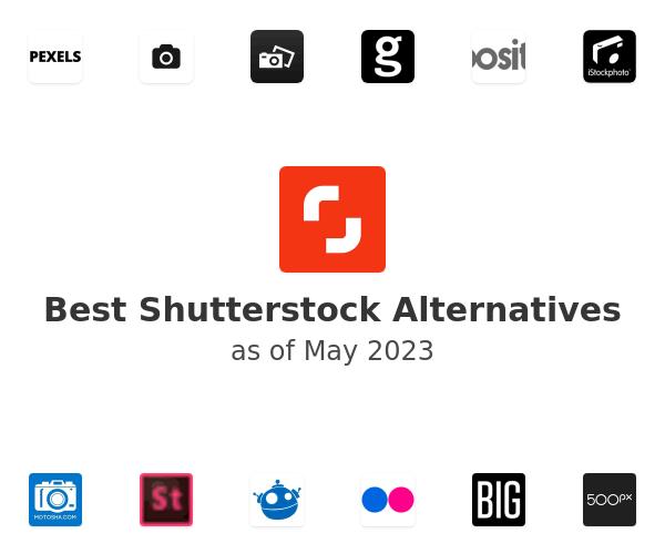 Best Shutterstock Alternatives