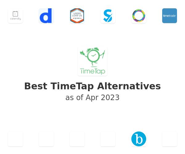 Best TimeTap Alternatives