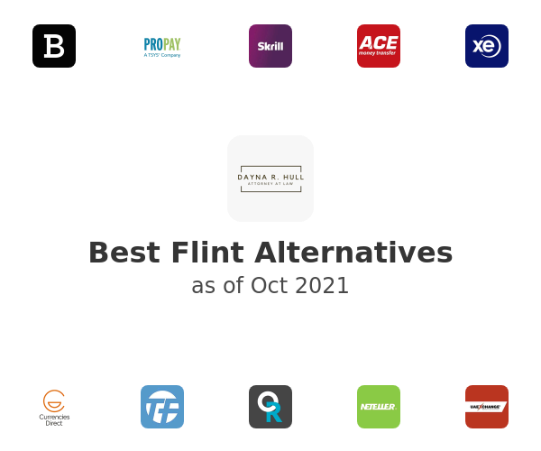 Best Flint Alternatives